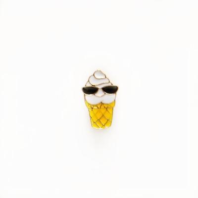 """Брошь """"Крутая мороженка"""""""